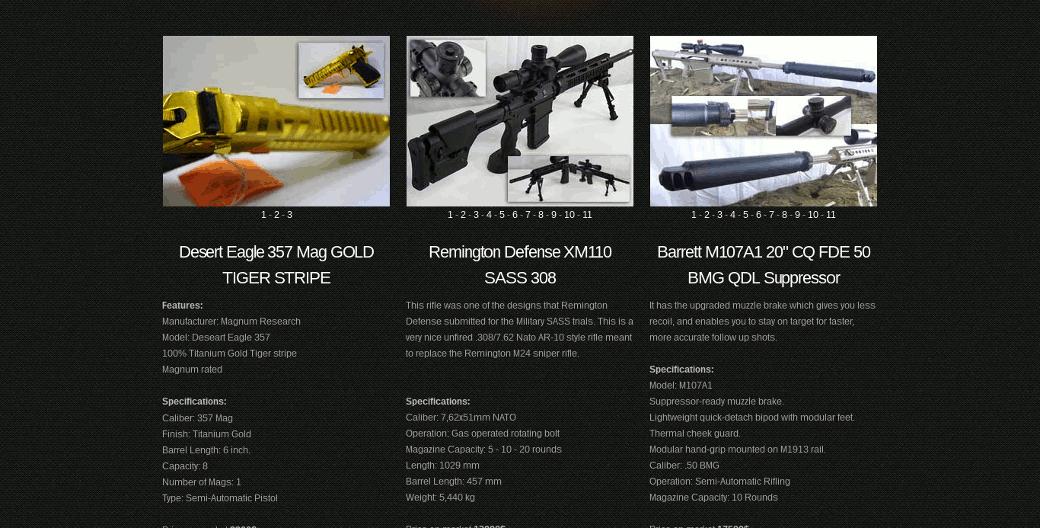 Оружие tor browser тор браузер виндовс мобайл гирда